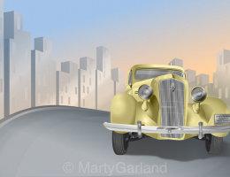 1930s Plymouth Sedan