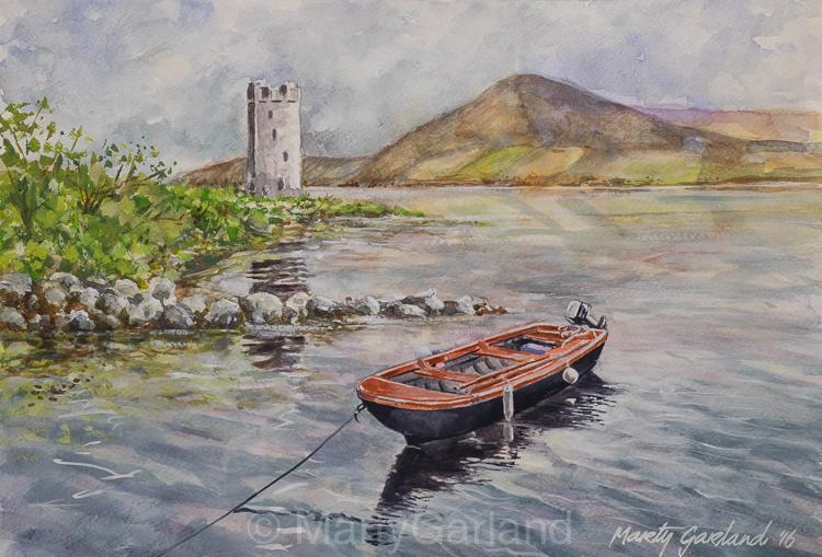 Achill Boat - Achill Island, Ireland