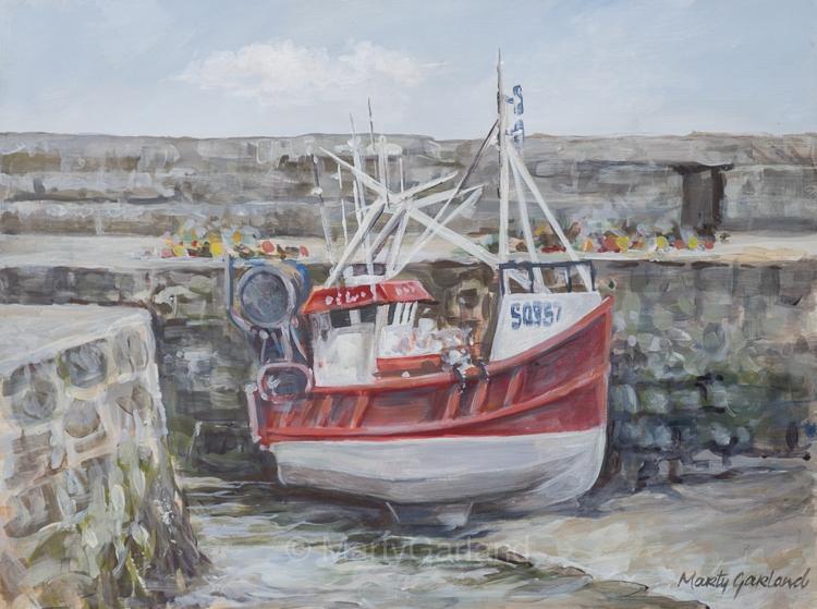 Balbriggan Harbour 1 - SOLD