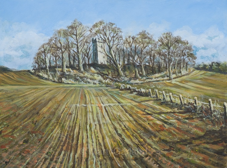 Cuchulainns Castle 1- SOLD