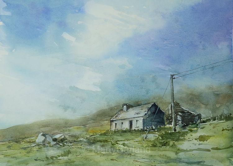 Derelict Cottage - SOLD