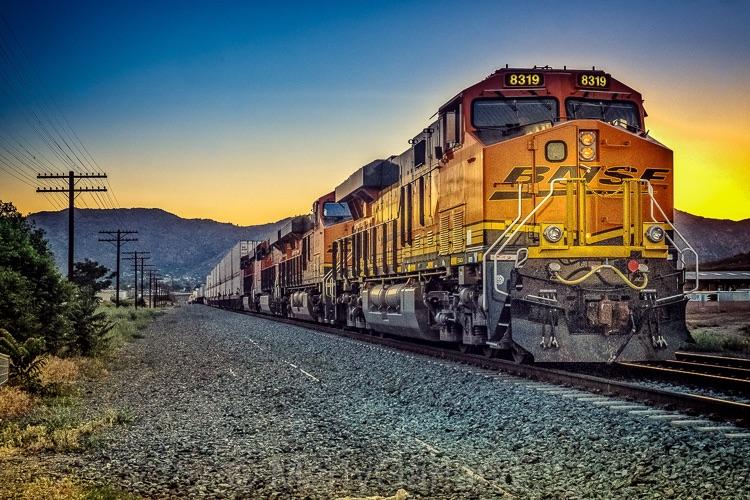 Desert Loco, California