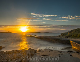 Donegal Sunset 2
