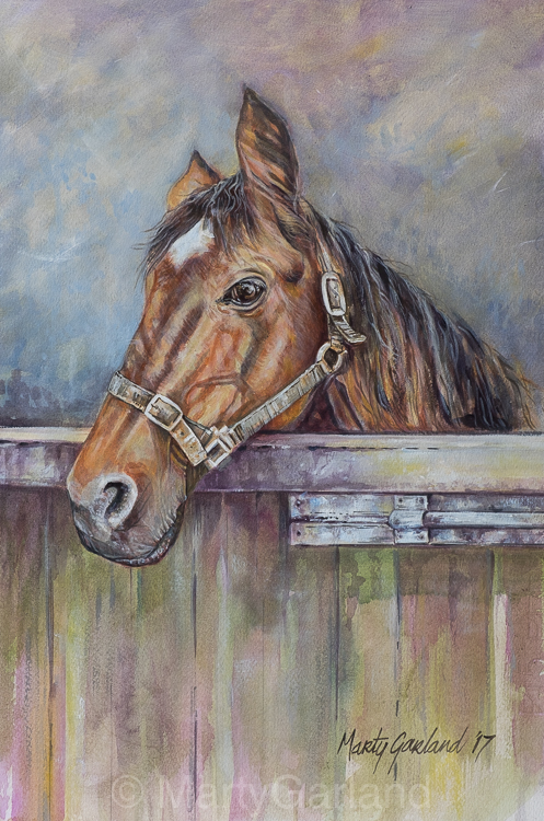 Horse 1 - SOLD