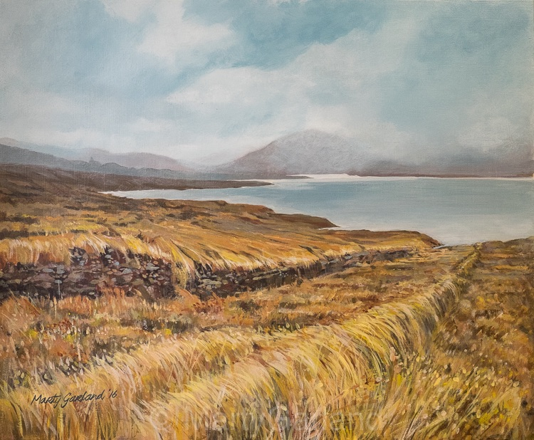 Lough Dun Luighe, Ireland  - SOLD