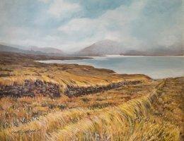 Lough Dun Luighe, Ireland  - SOLD