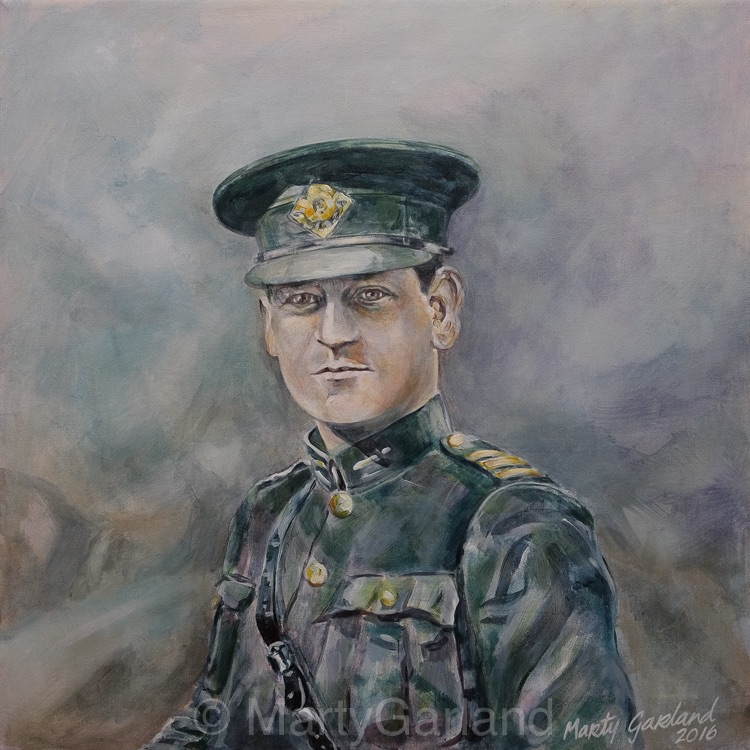 Michael Collins - SOLD