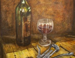 Red Red Wine - SOLD