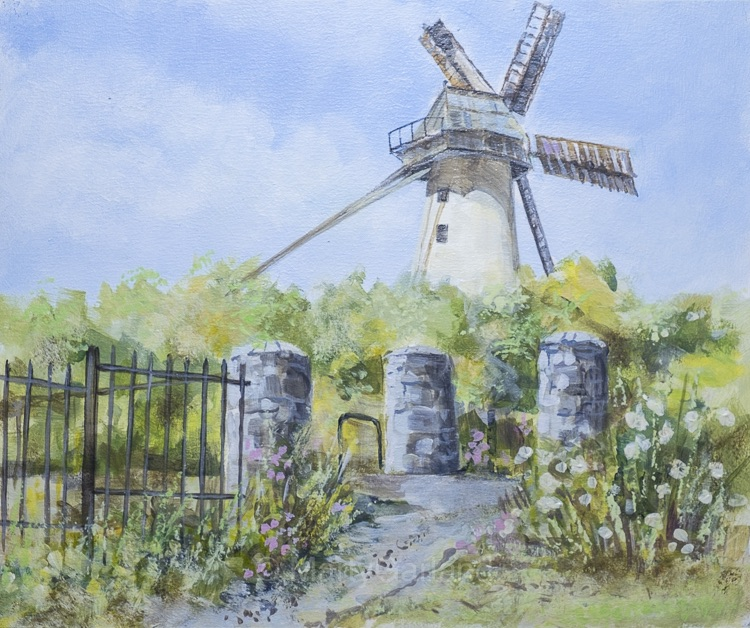 Skerries Windmill 1