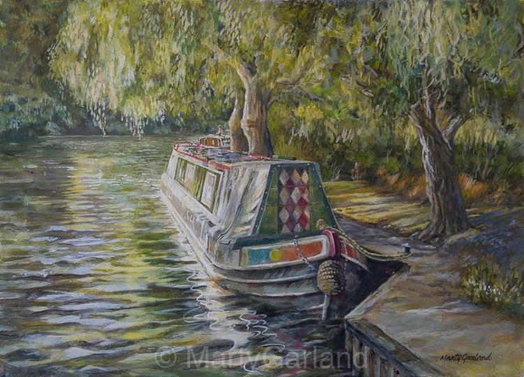 Stratford Upon Avon Barge