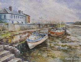 Westport Harbour, Ireland - SOLD