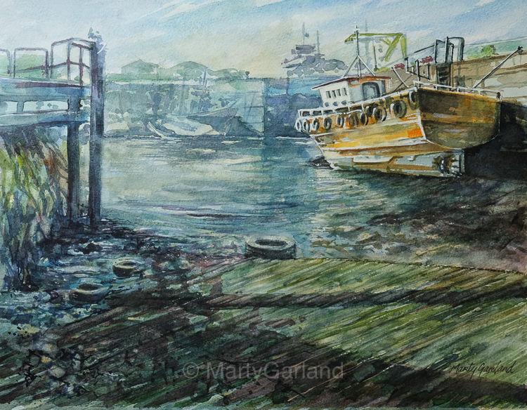 Clogherhead Harbour 1