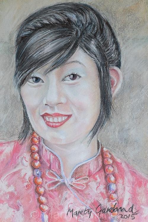 Nepal Girl 1 - Kathmandu, Nepal