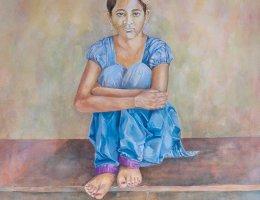 Nepal Girl 5 - Kathmandu, Nepal