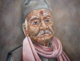 Nepal Man 4 - Kathmandu, Nepal.
