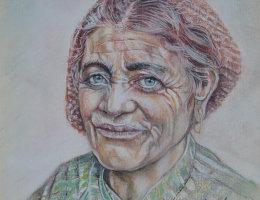 Nepal Woman 2 - Kathmandu, Nepal
