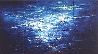Sea and Sky Triptych 102
