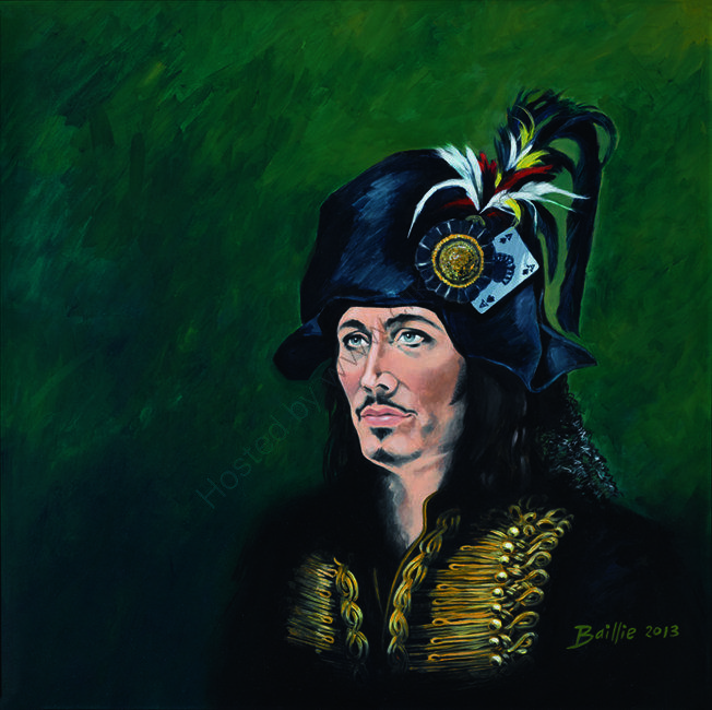 Adam Ant, Return of the Blueblack Hussar