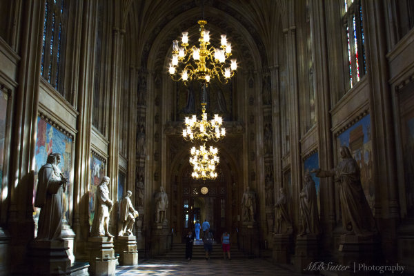 Houses of Parliament Hall