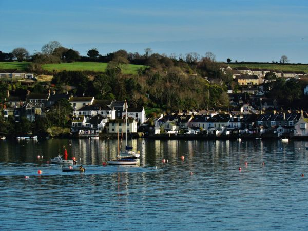 Falmouth in Winter 1