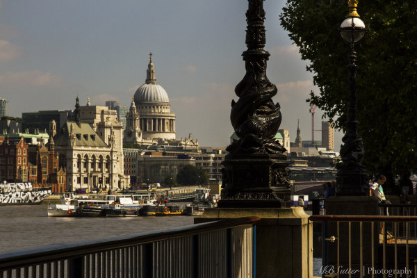 Southbank View of St. Paul's