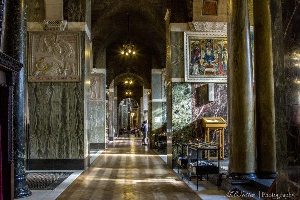 Westminster Cathedral Side Altars