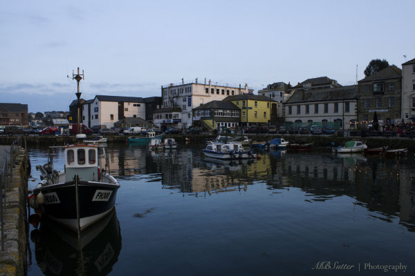 Falmouth Harbour 1