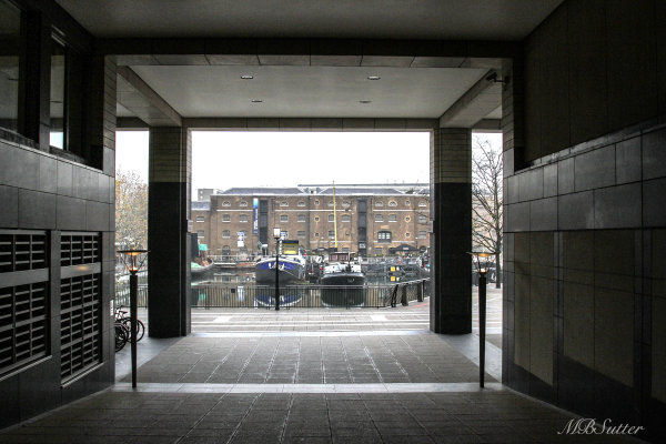 Willoughby Passage, Canary Wharf