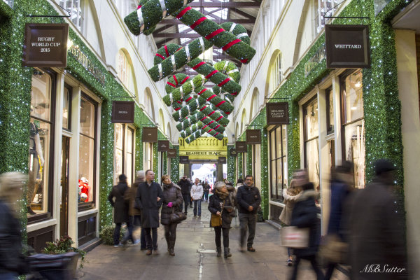 Covent Garden at Christmas