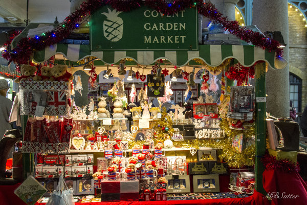 Covent Market Stall