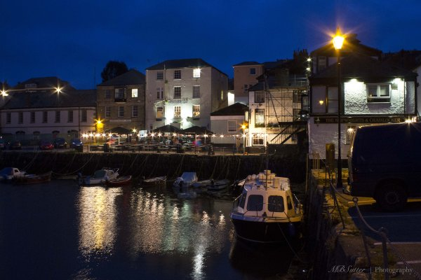 Falmouth Harbour 2
