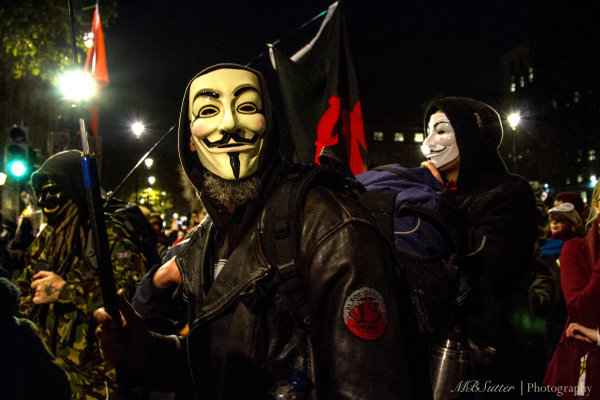 The Million Masks March