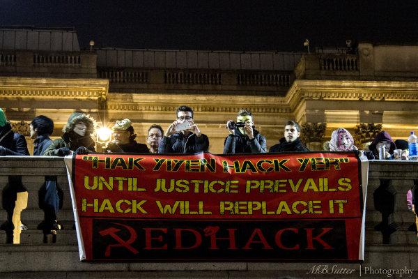 Million Masks Banner