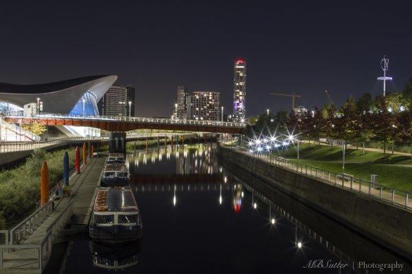 Aquatic Centre & Boats