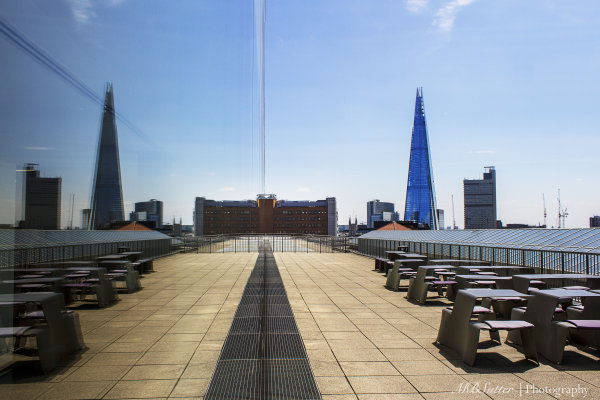 The Shard from the Tate