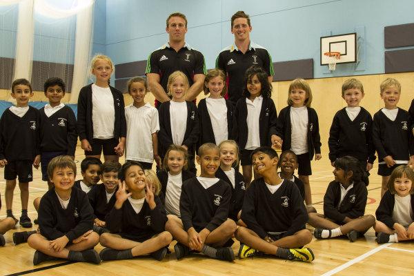 Twickenham Academy with Harlequins