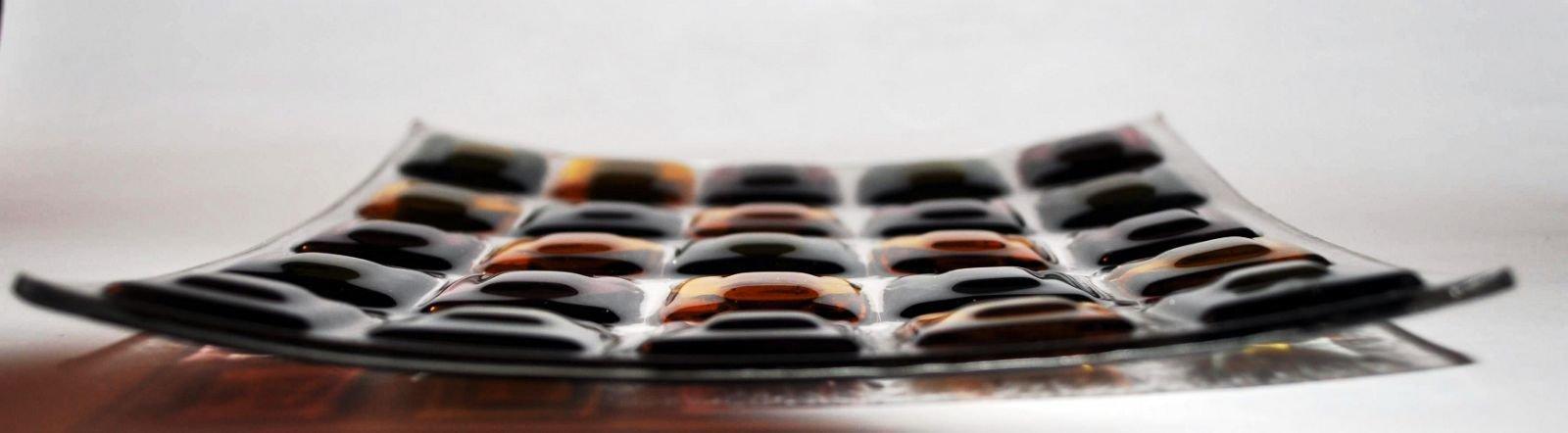 Squares platter