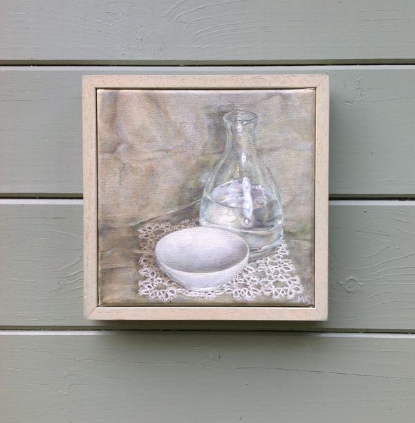 Glass and Lace / Verre et dentelle