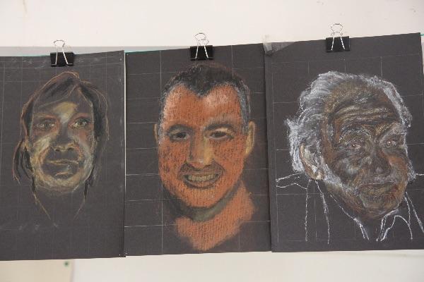 Pastel Portrait Workshops