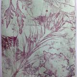 MONOPRINTING - Natural Forms