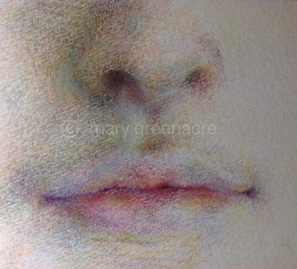 Mouth Study / Travail sur la Bouche