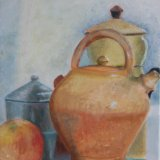 Oil Painting Still-Life