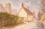 Church Road, Blythburgh