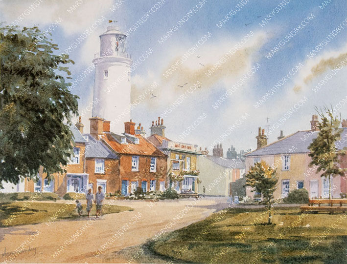 East Green, Southwold