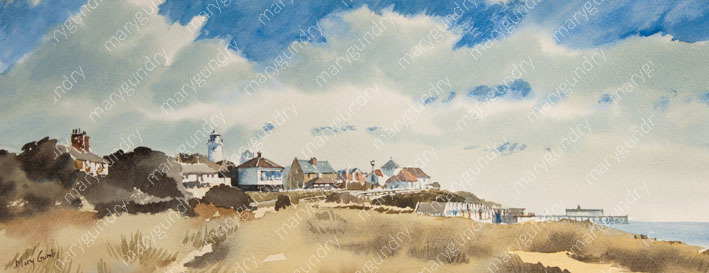 Panoramic View, Southwold