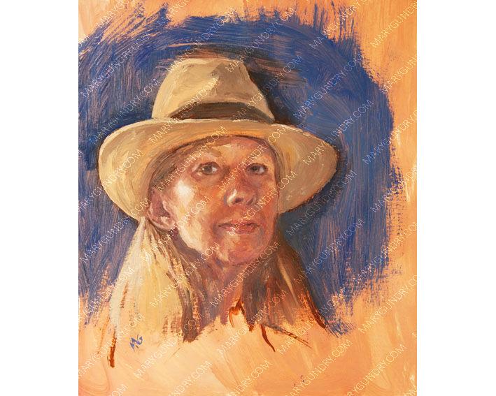 Self Portrait (2)