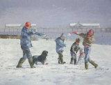 Snowballs, Southwold