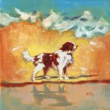 Spaniel SMALL PAINTING
