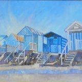 A Chorus of Beach Huts