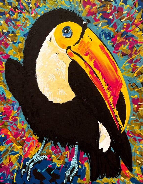 Friendly Toucan
